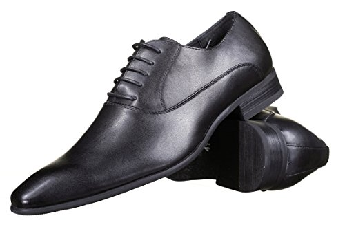 Reservoir Shoes - Chaussure Derbie Barak Black Noir