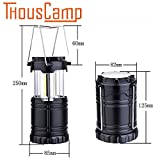 Shopystore Lightweight Ultra Bright Cob Outdoor Camping Lanterns Light Protable