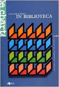 In biblioteca (De charta) por Francesco Russo