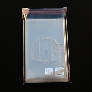 300 St. PlayStation Portable Schutzhüllen glasklar PSP Games mit Klappe und Verschluss