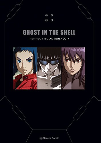 Ghost in the shell perfect book (Manga Artbooks, Band 52)