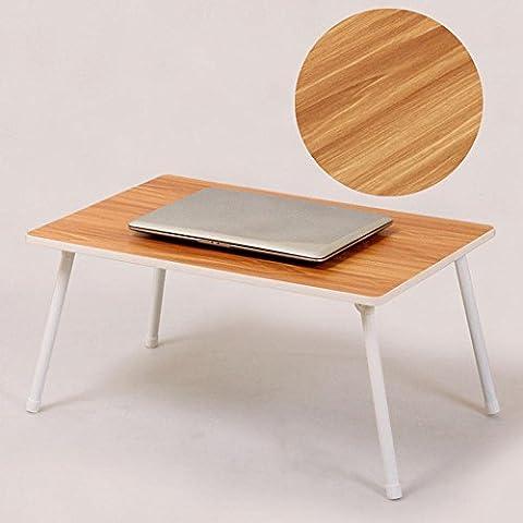 LLYY-Moda semplice portatile scrivania letto con doccia impermeabile pieghevole quattro