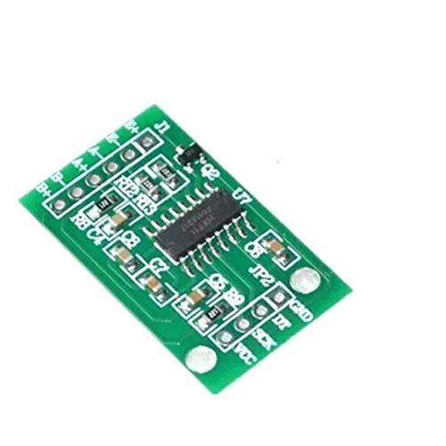 Demarkt HX711-Modul abwägen Sensor Spezielle 24 Bit Genauigkeit AD Modul Druck sensor Modul Grün (Druck Elektronischen Messgerät)
