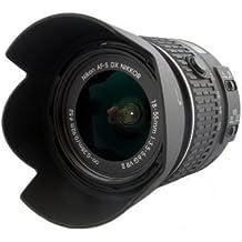 Parasol PROFOX LH-69 por Nikon AF-S DX NIKKOR 18–55 mm 1:3,5–5,6G VR II - Por favor, preste atención a la siguiente nota
