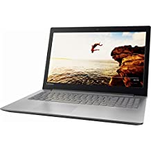 Newest Lenovo 320 IdeaPad Flagship 15.6 Inch HD Laptop, AMD A12-9720P Quad-Core, 8GB Ram, 256GB SSD, DVD, 802.11ac, Windows 10 (Platinum Gray)