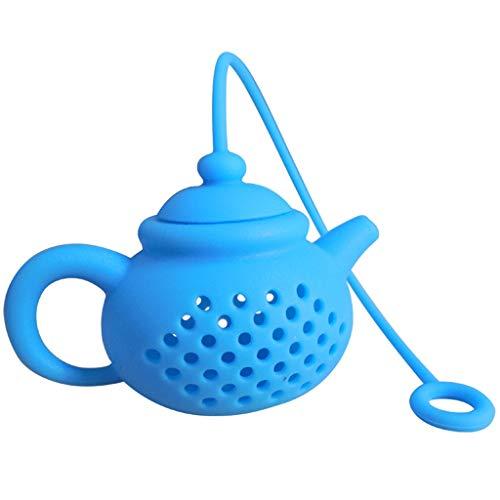 VICKY-HOHO Detalles difusor Filtro Hoja bolsita té