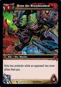 Preisvergleich Produktbild Hota the Bloodsoaked - March of the Legion - Common [Toy]