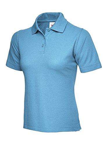 Uneek clothing - Polo -  - Polo - Col polo - Manches courtes Femme Navy