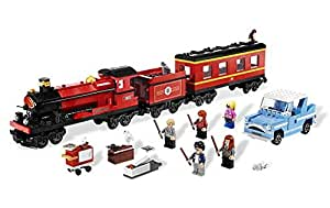 LEGO - 4841 - Jeu de Construction - Harry Potter - Le Poudlard Express