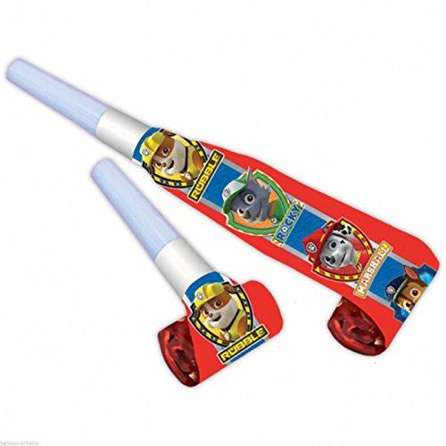 en Paw Patrol Spielzeug pack of 8 ()