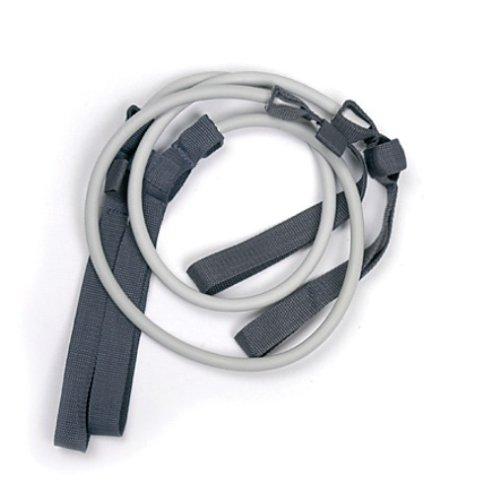 Gymstick Tube élastique Extra résistant Argent