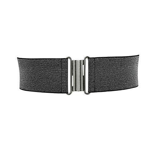Fashiongen Cintura donna 6 larga e Elastica fatto Francia ASSIA