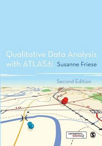 Qualitative Data Analysis with Atlas.Ti por Susanne Friese