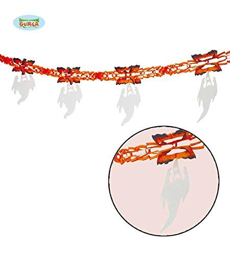 Guirca Fiestas GUI19439 - Halloween-Girlande Fantasy, 13x300 cm