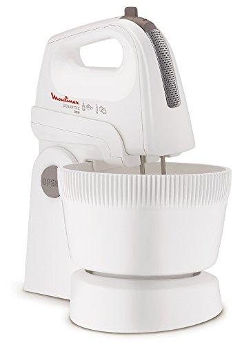 % Moulinex HM6151 Powermix Sbattitore con Recipiente Inclinato a Rotazione Automatica lista dei prezzi
