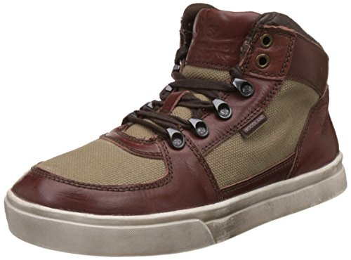 Woodland Men's Leather Boots