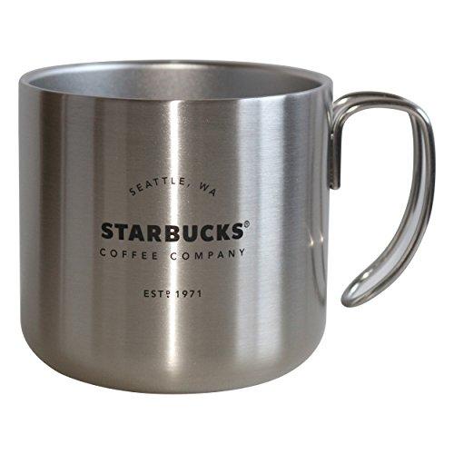 Starbucks Royal Silver White Est. 1971 Mug Becher 12oz/355ml Royal Becher