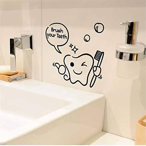wandaufkleber 3d Wandaufkleber Schlafzimmer Diy lustige bad glastür niedlich kinder dusche aufkleber für waschraum (Eule Dekorationen Baby-dusche Für Junge)