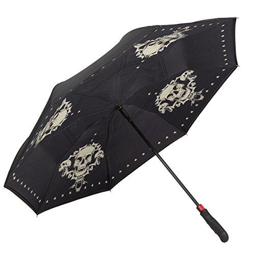 VON LILIENFELD Paraguas mujer hombres automática