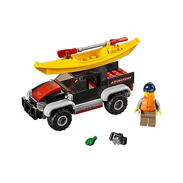 LEGO City - Avventura sul kayak, 60240 3 spesavip
