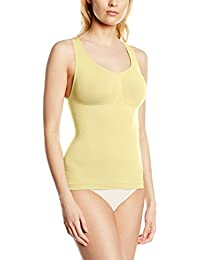 belly cloud Damen Unterhemd  figurformendes Seamless Top