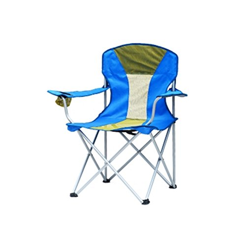 Folding Chair-Bold Aluminum Alloy Steel Tube Breathable Oxford Cloth-Used for Camping Hiking Festivals Gardens Caravan Trips Fishing Beach Barbecue Outdoor Campfire Sketching