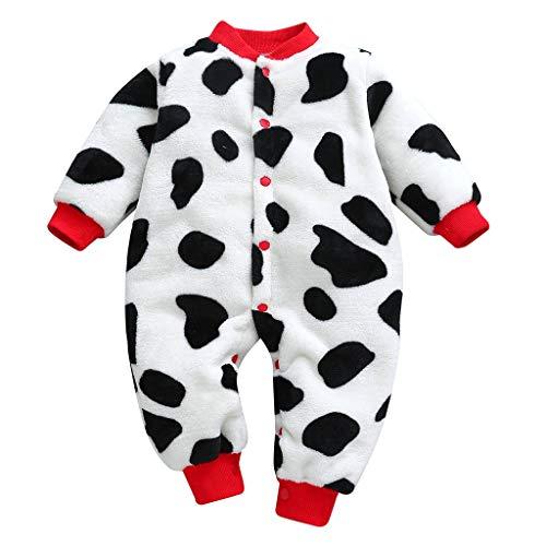 (BeautyTop Baby Jungen Mädchen Latzhose Stern Aufdruck Freizeit Hose Hose mit Hosenträger Kinder Baumwolle Latzhose Größe 90-130)