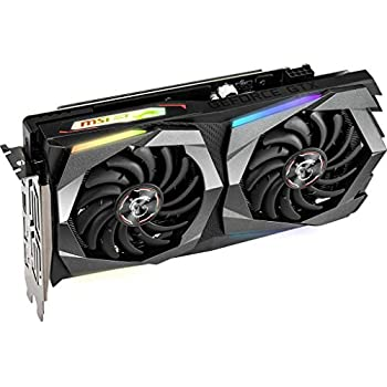 MSI GeForce 1660 Ti GAMING 6G - Tarjeta Gráfica Enthusiast