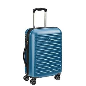 DELSEY PARIS SEGUR Valise, 55 cm, 40 litres, Bleu Canard