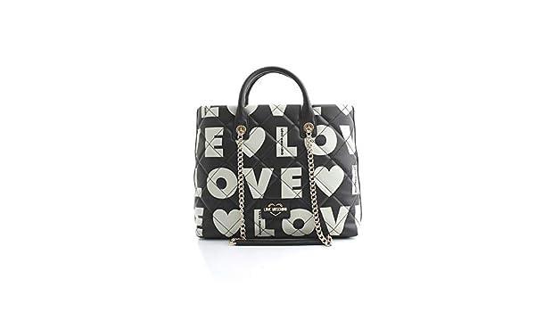 Love Moschino Luxury Fashion Donna JC4294PP08KJ100A Nero