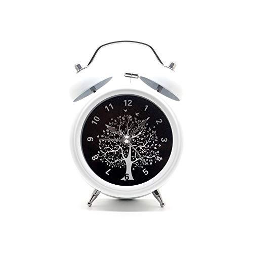 SKKMALL Nuevo 3 Pulgadas Reloj Campana Que Desea árbol