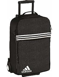 adidas - Sacs - Sac a roulettes Team Travel Taille cabine - Noir - 1 Size