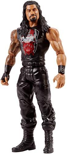 WWE Figura básica Roman Reigns, wwe figuras (Mattel FMD53)