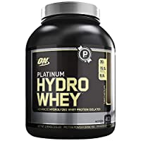 Optimum Nutrition Hydro Whey Protein Chocolate, 3.5 lbs
