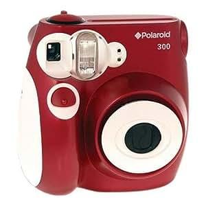 Polaroid PIC-300 Instant Film Camera (rosso)