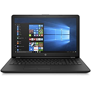 "HP Notebook 15-bs040ns - Ordenador Portátil de 15.6"" HD (Intel Core i3-6006U, 4 GB RAM, 500 GB HDD, Intel HD Graphcis 620, Windows 10); Negro - Teclado QWERTY Español"