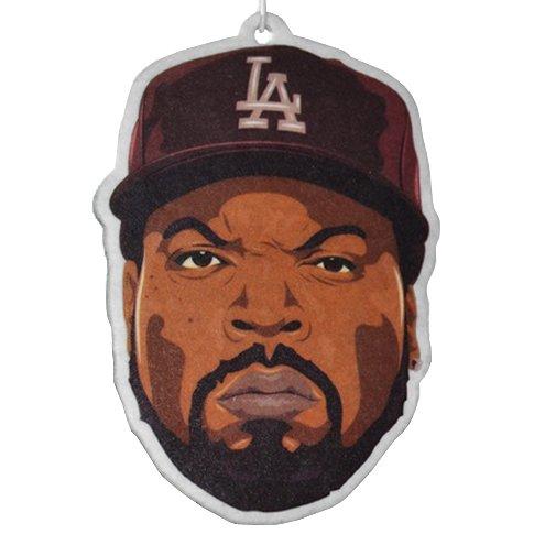 Lufterfrischer Hangin' with the Homies Rap Hiphop Auto-Lufterfrischer (Ice Cube) (Auto-rap)