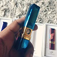 BestPriceEver Lipstick Shaped Rechargeable Cigarette Lighter USB Wind Proof Gas Free Best Gift For Girls