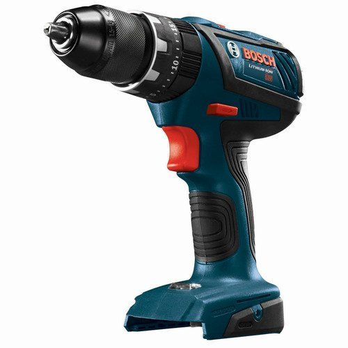 Bosch DDS181AB Bare-Tool 18V Lithium-Ion 1/2 Compact Tough Drill/Driver by Bosch