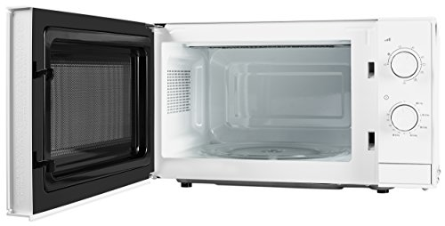41zkIsE55BL - Beko MGC20100S Grill and Microwave, 20 Litre, 700 W, Silver, 20 liters
