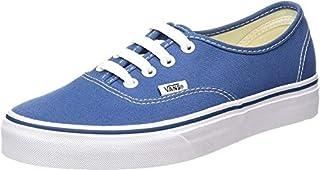 Vans Authentic, Zapatillas de Tela Unisex, Azul (Blue/Marshmallo), 42 EU (B000K7EOCS) | Amazon price tracker / tracking, Amazon price history charts, Amazon price watches, Amazon price drop alerts