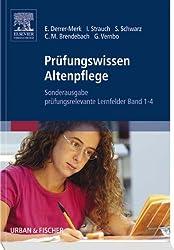 Prüfungswissen Altenpflege Bd. 1-4 SA: <br>