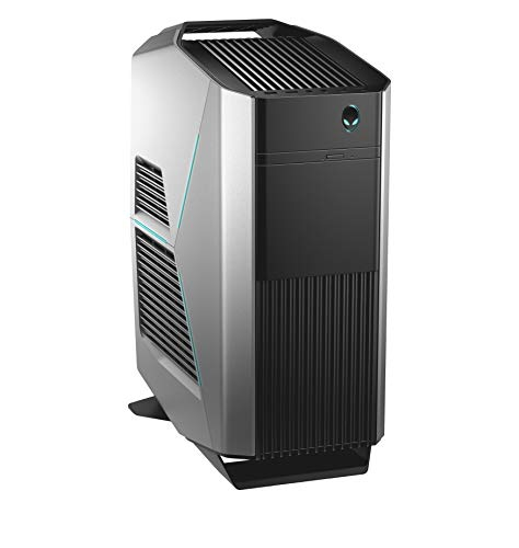 Alienware Aurora R7 Gaming Desktop (Epic Silver) – Intel Core i7-8700, 16 GB RAM, 16 GB Optane + 1 TB HDD, 8 GB NVIDIA GeForce RTX 2070 OC Graphics Card, Windows 10 Home Best Price and Cheapest