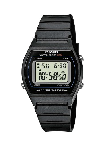 Casio Collection Unisex-Armbanduhr W2021AVEF