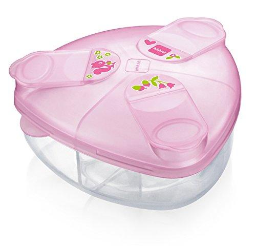 MAM 99043422 - Milk Powder Dispenser für Mädchen