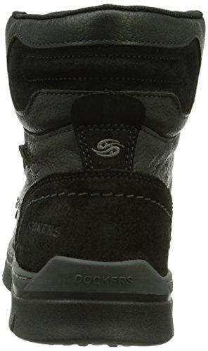 Dockers by Gerli 352610-239051 Herren Hohe Sneakers Schwarz (schwarz  001)