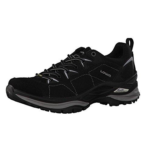 Ao Ar Livre Sapatos Ferrox Gtx Lo De Iowa Mulheres 320610 Preto / Cinza