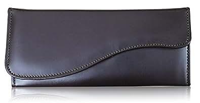 Sn Louis Canvas brown Women Wallet SAMCO-767a