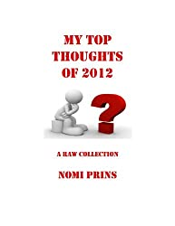 My Top Thoughts of 2012 (Nomi's Thoughts) (English Edition)