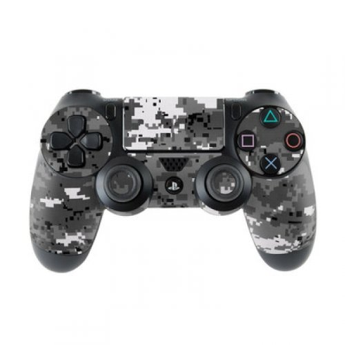 Skins4u Sony Playstation 4 Skin PS4 Controller Skins Design Sticker Aufkleber styling Set auch für Slim & Pro - Digital Urban Camo